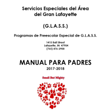 Preschool Parent Handbook 2017-18 - Spanish