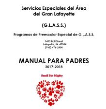 Preschool Parent Handbook 2017-18 - Spanish